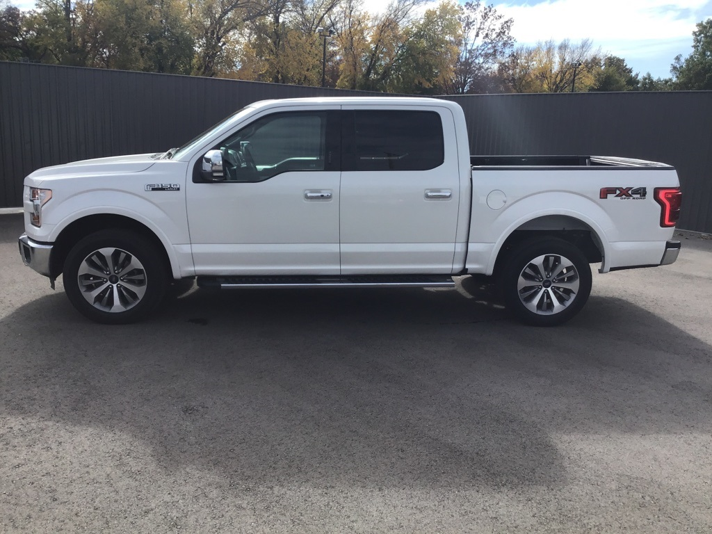 Pre Owned  Ford F  Lariat