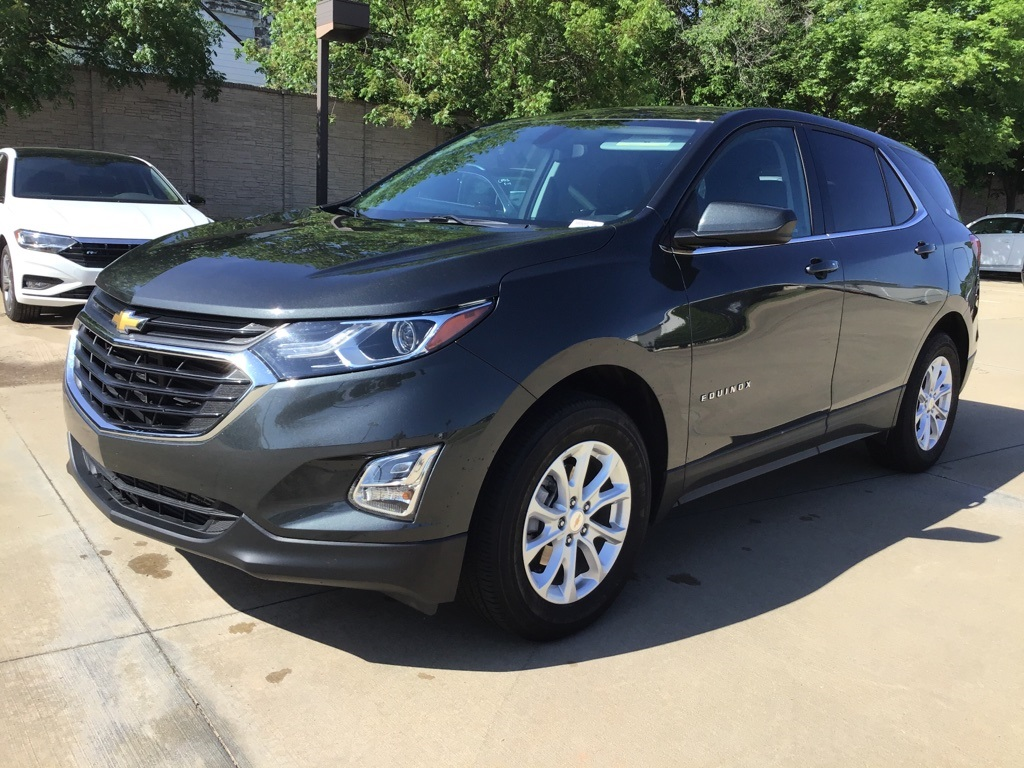 Pre-Owned 2019 Chevrolet Equinox LT 1LT