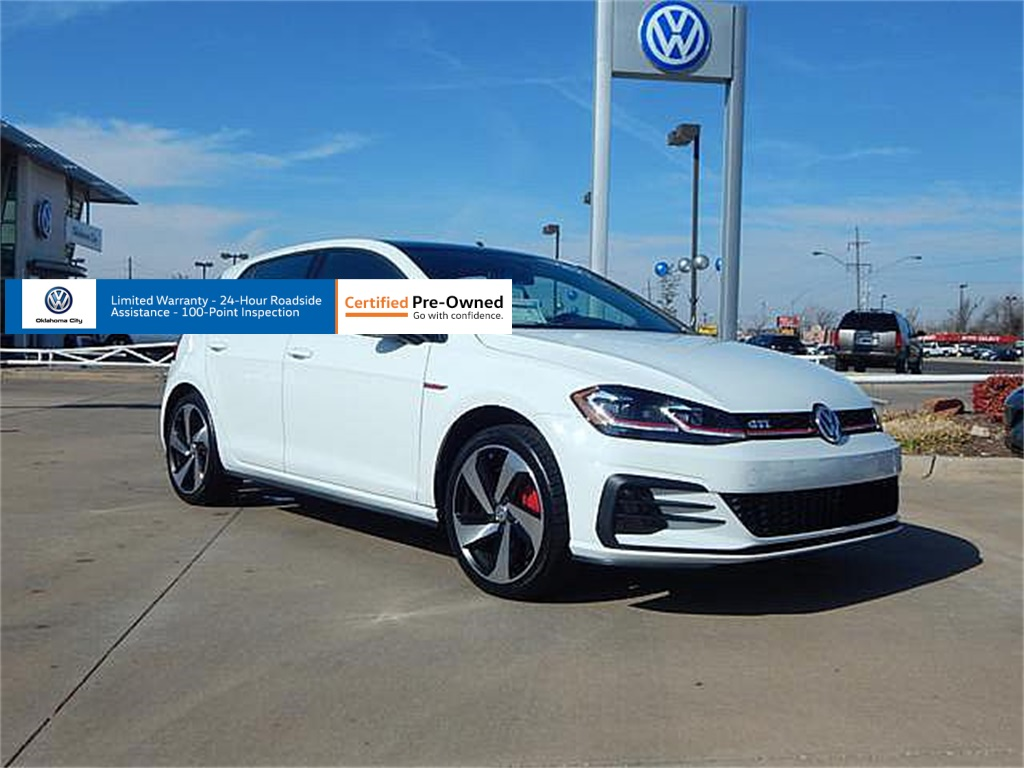 New 2018 Volkswagen Golf GTI 2 0T SE 4D Hatchback in Oklahoma City