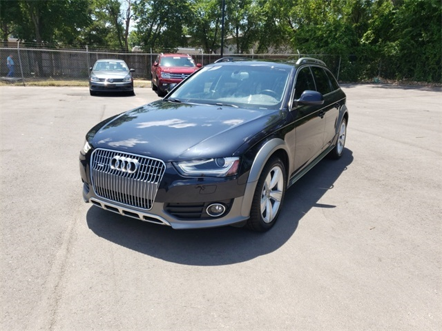 Pre-Owned 2014 Audi allroad 2.0T Premium Plus quattro