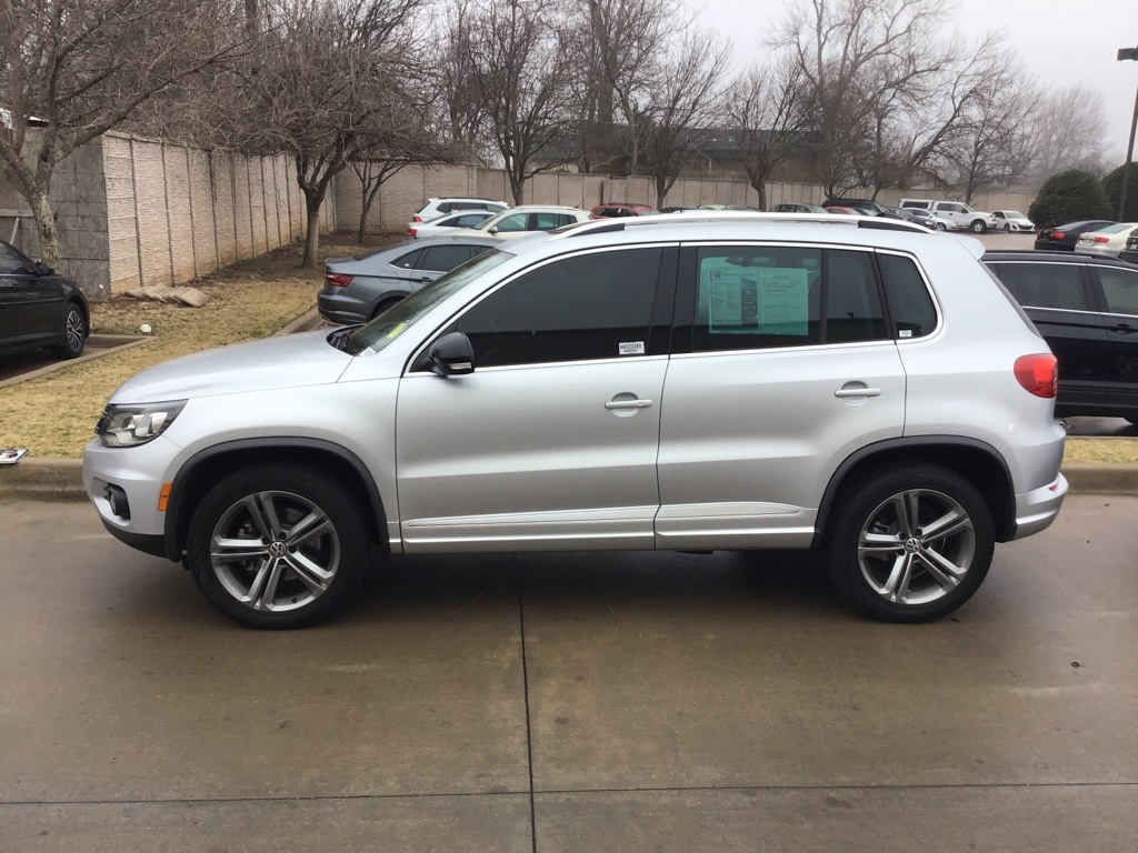 Certified Pre-Owned 2017 Volkswagen Tiguan Sport 4Motion