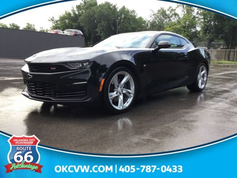 Pre-Owned 2019 Chevrolet Camaro SS 2SS