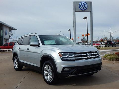 New 2018 Volkswagen Atlas SE 4Motion