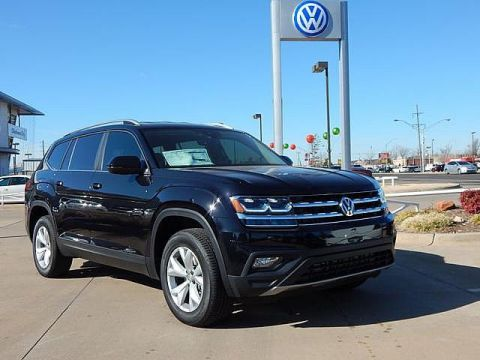New 2018 Volkswagen Atlas SE w/Technology and 4Motion