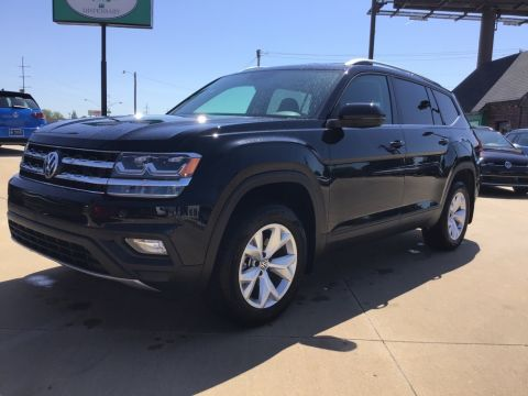 New 2019 Volkswagen Atlas SE 4Motion