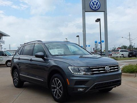 New 2018 Volkswagen Tiguan SE 4Motion