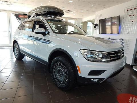 New 2018 Volkswagen Tiguan SEL 4Motion