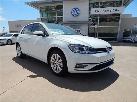 New 2018 Volkswagen Golf TSI SE 4-Door