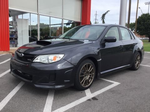 Pre-Owned 2014 Subaru Impreza WRX Base