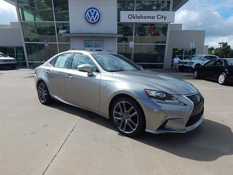 Pre-Owned 2015 Lexus IS 250 F-SPORT