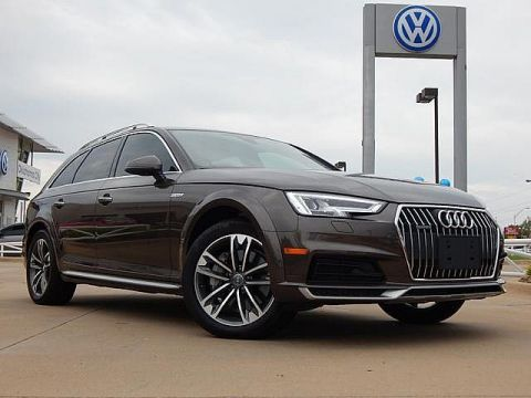 Pre-Owned 2017 Audi A4 allroad 2.0T Premium Plus quattro