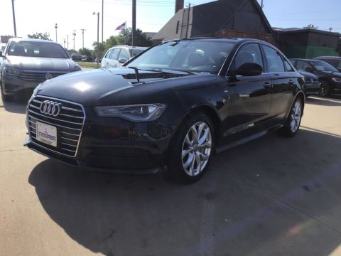 Pre-Owned 2018 Audi A6 2.0T FrontTrak