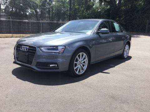 Pre-Owned 2016 Audi A4 2.0T Premium Plus quattro