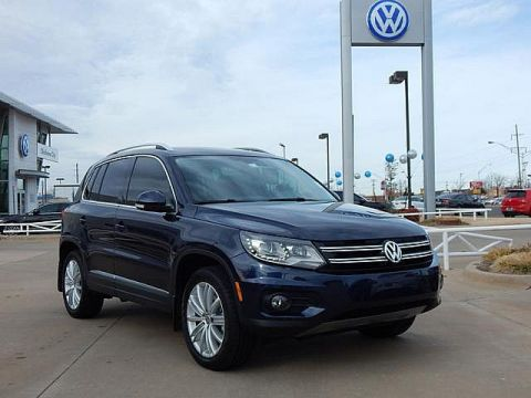 Certified Pre-Owned 2016 Volkswagen Tiguan SE 4Motion