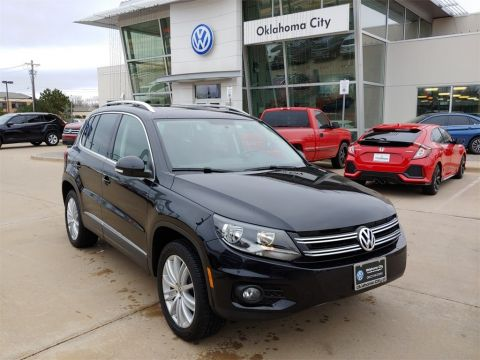 Certified Pre-Owned 2015 Volkswagen Tiguan SEL 4Motion
