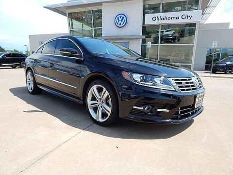 Certified Pre-Owned 2015 Volkswagen CC 2.0T R-Line
